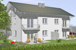 Doppelhaushälfte in Rosenheim  - Westerndorf St Peter