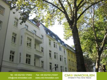 Dachgeschosswohnung in Düsseldorf  - Flingern Süd