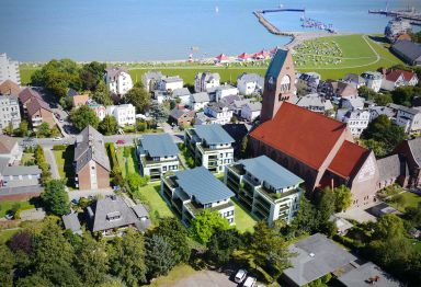 Erdgeschosswohnung in Cuxhaven  - Döse