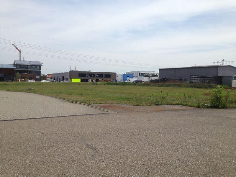 Freifl�che Industriegebiet 1a Lage verpachten - Grundst�ck mieten - Bild 1