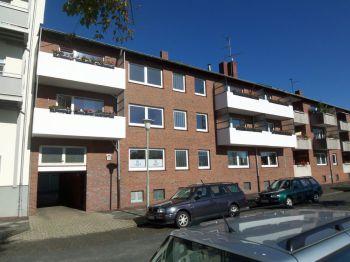 Etagenwohnung in Wilhelmshaven  - Innenstadt