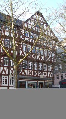 Dachgeschosswohnung in Herborn  - Herborn