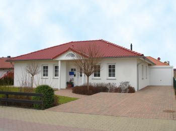 Bungalow in 							Rackwitz 							 - Biesen