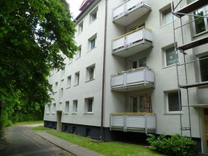 Gemütliche Dachgeschoss-Wohnung mit Balkon und Zentralheizung