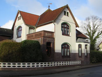 Einfamilienhaus in Wesselburen