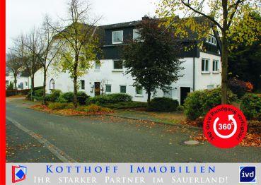 Dachgeschosswohnung in Lennestadt  - Grevenbrück