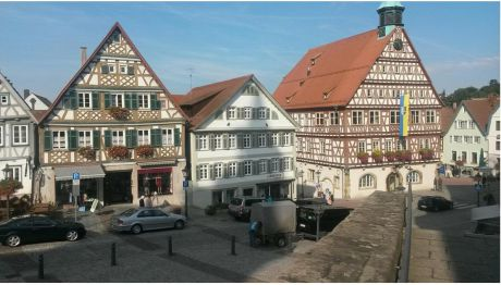 Zweifamilienhaus in Backnang  - Backnang