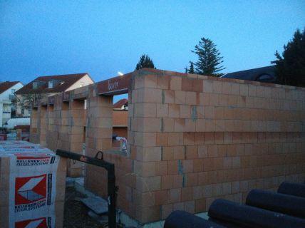 Nur noch 2 Häuser - 440 qm Grundstück - REH - Erdwärmeheizung - Neubau...