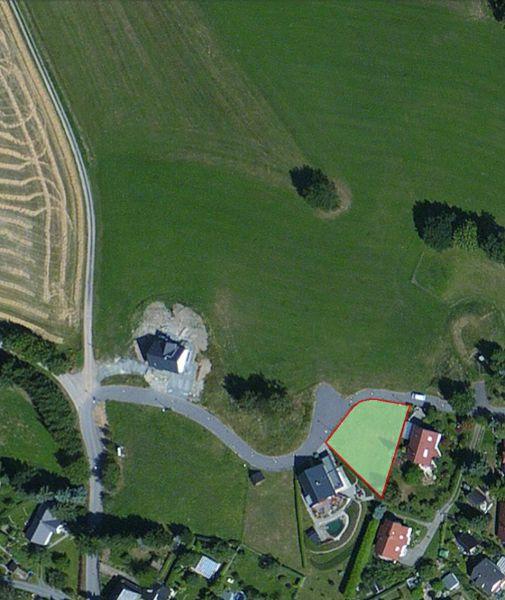 Wohnen Landschaftsschutzgebiet Parzelle 8 - Grundst�ck mieten - Bild 1