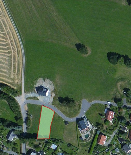 Wohnen Landschaftsschutzgebiet Parzelle 12 - Grundst�ck mieten - Bild 1