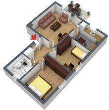 Erdgeschosswohnung in Zeitlarn  - Zeitlarn