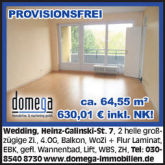 Wohnung in 							Berlin 							 - Wedding