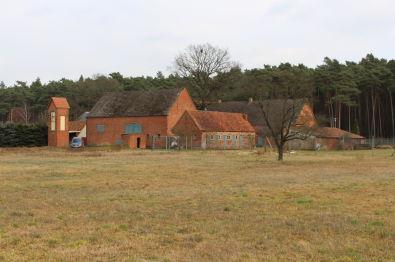 Bauernhof in Niendorf  - Schlesin