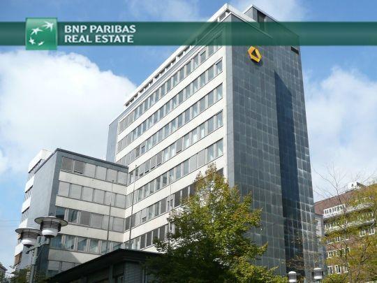 Linden Tower B�rofl�chen Bankenviertel Essens - Gewerbeimmobilie mieten - Bild 1