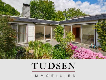 Großzügiges Atriumhaus mit sehr geschütztem Garten.