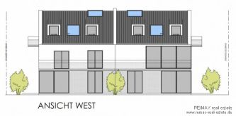 Doppelhaushälfte in Regensburg  - Westenviertel