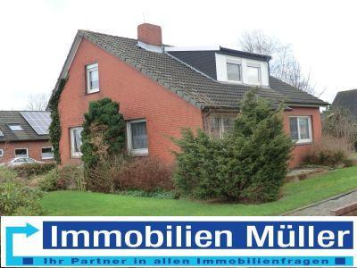Zu attraktiven Preis gro�es Haus Rysum - Haus kaufen - Bild 1