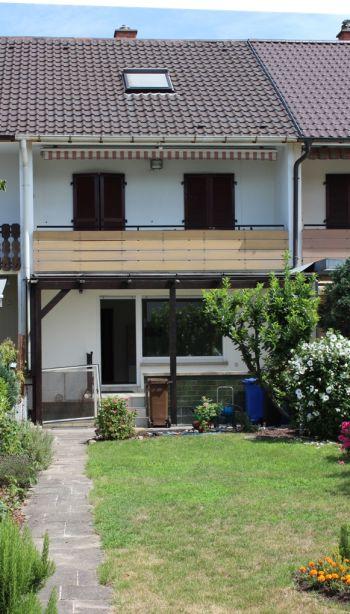 Reihenmittelhaus in Ludwigshafen  - Gartenstadt