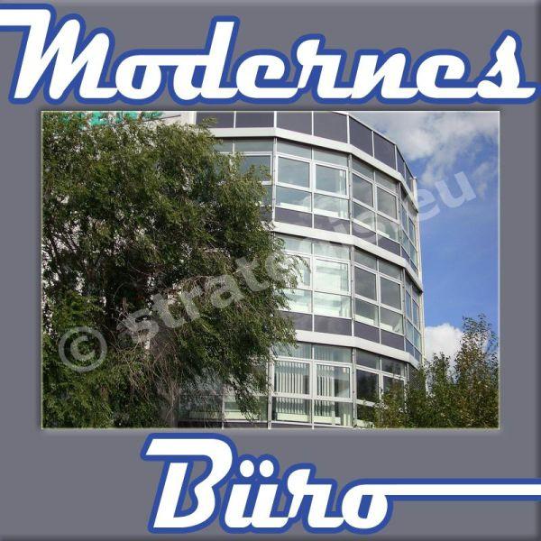 Modernes B�ro beliebtem Gewerbestandort Magdeburg - Gewerbeimmobilie mieten - Bild 1