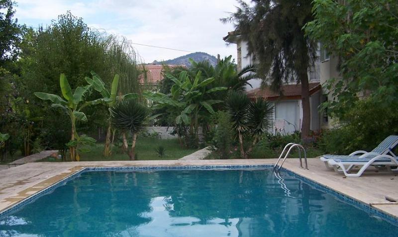 Pool Garten