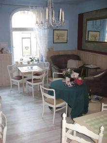 Café in Haldensleben