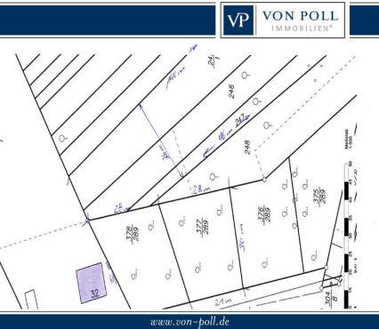 VON POLL Saarbrücken: Baugrundstück am Naturschutzgebiet