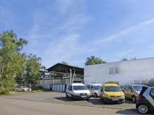 Lager mit Freifläche in Frankfurt am Main  - Seckbach