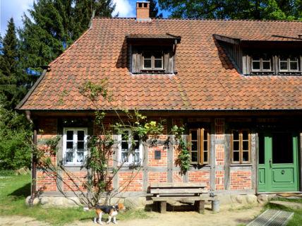 VERKAUFT: Histor. Fachwerkhaus - neu aufgebaut - Lüneburger Heide, mit...