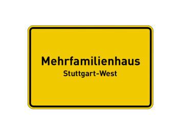Mehrfamilienhaus in Stuttgart  - West