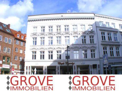 Helle 1,5 Zimmer Wohnung in der Lübecker Innenstadt