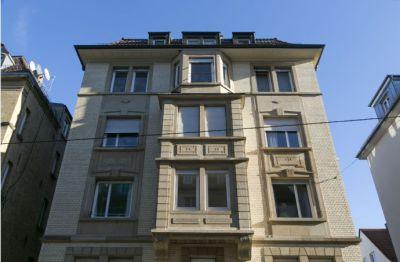 Dachgeschosswohnung in Stuttgart  - Süd