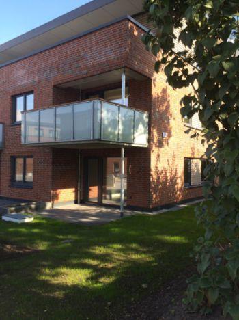 Erdgeschosswohnung in Kronshagen