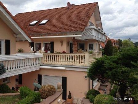 Mehrgenerationenhaus Kapitalanlage Villa toskanischen Stil W�rth Main - Haus kaufen - Bild 1