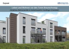 Dachgeschosswohnung in Cremlingen  - Schandelah