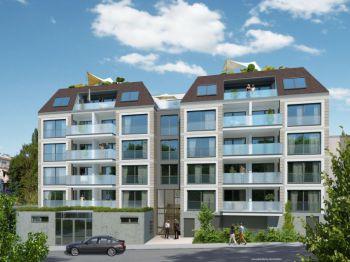 Etagenwohnung in Ludwigsburg