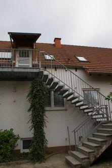 Dachgeschosswohnung in Köngernheim