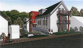 Dachgeschosswohnung in Wiehl  - Oberwiehl