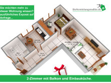 Etagenwohnung in Erftstadt  - Gymnich