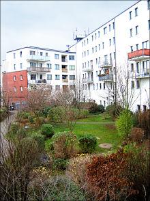 Etagenwohnung in Berlin  - Buchholz