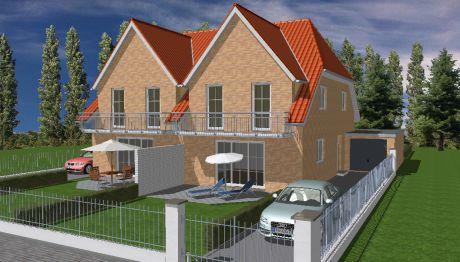 Doppelhaushälfte in Pansdorf