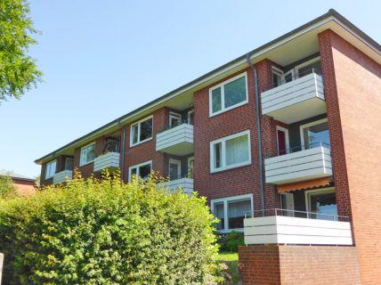Vermietete helle Wohnung in Nienstedten