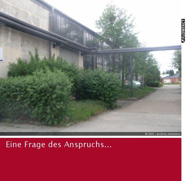 Raum Platz Produktion Lager - Gewerbeimmobilie mieten - Bild 1
