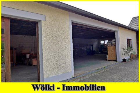 ------> Lager oder Produktionshalle bei Berching, breite Lkw - Zufahrt!...