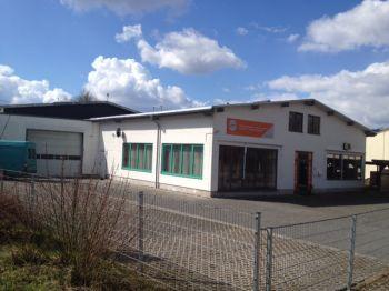 Halle mit Produktion in Neckarbischofsheim  - Neckarbischofsheim