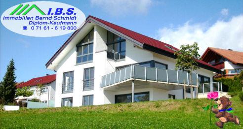 Erdgeschosswohnung in Birenbach