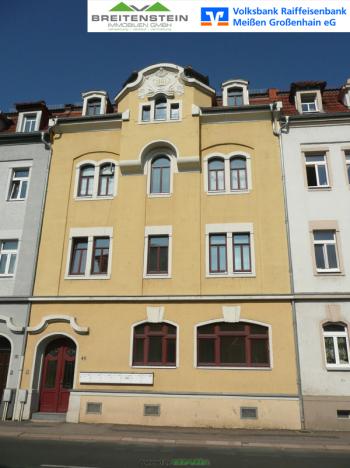 Erdgeschosswohnung in Meißen