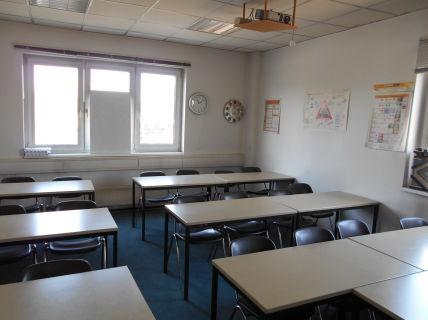 Büro/Schulungsraum auf 20 m² im 1. Obergeschoss