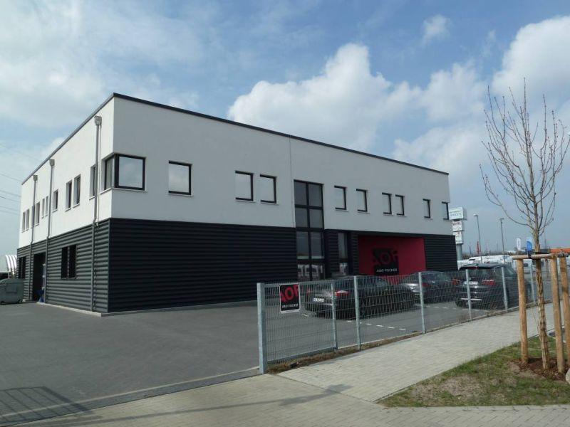 Exklusive B�rofl�che Neubau - Gewerbeimmobilie mieten - Bild 1
