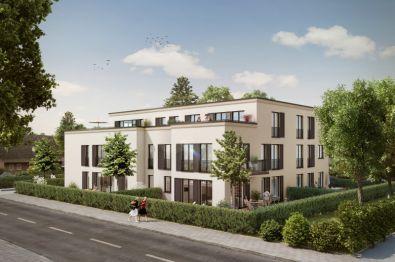 Penthouse in Schenefeld