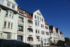 Etagenwohnung in Flensburg  - Jürgensby